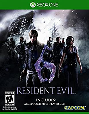 Resident Evil - 6 (Xbox One)