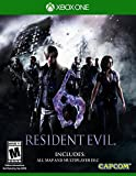 Cheapest Resident Evil 6 HD-XBOX ONE on Xbox One