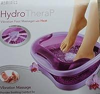 Homedics Hydro TheraP Vibration Foot Massager w/Heat from Homedics
