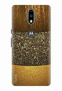 Noise Designer Printed Case / Cover for Motorola Moto G, 4th Gen / Patterns & Ethnic / Sparkle Spur Design
