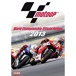 MotoGP 2013 Review DVD