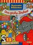 Benjamin Bl�mchen, Das gro�e Zoofest,...