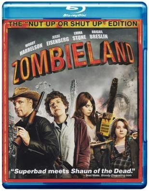 """Zombieland (2-Disc """"Nut Up or Shut Up"""" Edition) [Blu-ray]"""