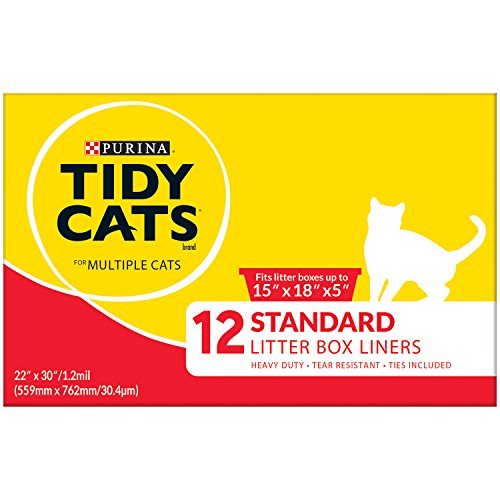 Cat Litter Box Liners  Count