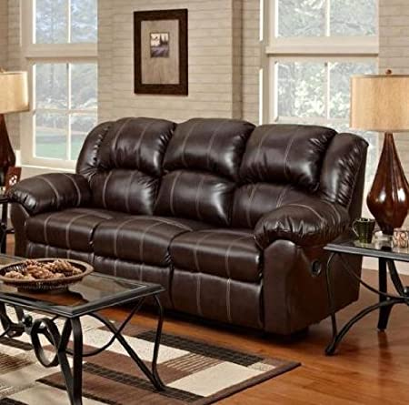 Ambrose 93 in. Reclining Sofa