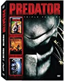 Predator Triple Feature (Predator/ Predator 2/ AVP: Alien vs. Predator) [Import]