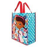 Disney Doc McStuffins Kid's Colorful Roomy Reusable Tote Bag (15 x 12 x 6)