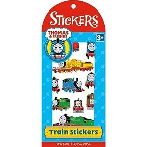 STK9 Thomas & Friends Train Stickers Peaceable Kingdom