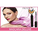 Itay Beauty Mineral Cosmetics Gel-Based Volumizing Black Mascara for Long & Full Lashes