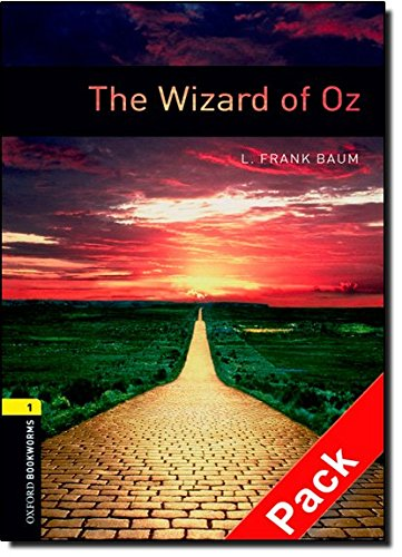 oxford-bookworms-library-oxford-bookworms-stage-1-the-wizard-of-oz-cd-pack-edition-08-400-headwords