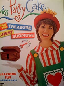 Amazon Com Miss Patty Cake And The Treasure Chest