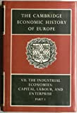 img - for The Cambridge Economic History of Europe (Part 1) book / textbook / text book