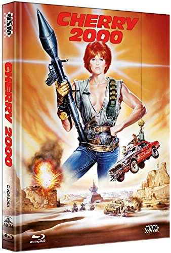 Cherry 2000 - uncut (Blu-Ray+DVD) auf 444 limitiertes Mediabook Cover A [Limited Collector's Edition] [Limited Edition]