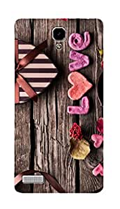 SWAG my CASE PRINTED BACK COVER FOR XIAOMI REDMI NOTE PRIME Multicolor
