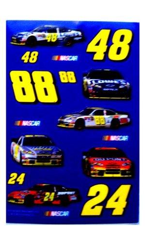 Nascar 48 Stickers/Autocollants - 1