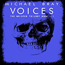 Voices Audiobook by Michael Bray Narrated by Robert Thaler