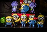 McDonalds - Despicable Me 2 Completed Happy Meal Set - 2013