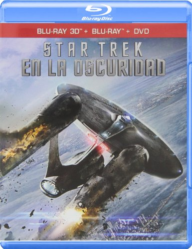 Star Trek: En La Oscuridad - Superset (DVD +