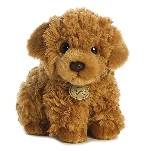 Miyoni the Poodle <br>Plush Dog