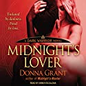 Midnight's Lover: Dark Warriors, Book 2