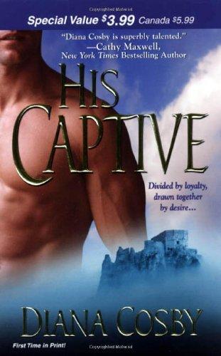 Image of His Captive (Zebra Debut)