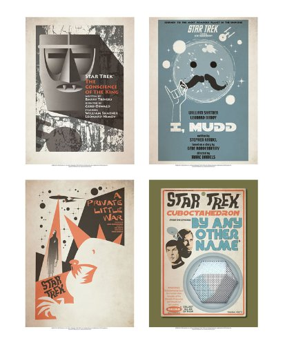 Star Trek - The Original Series Posters - Set 16