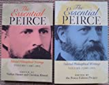 img - for The Essential Peirce: Volumes 1 & 2 (The Essential Peirce) book / textbook / text book