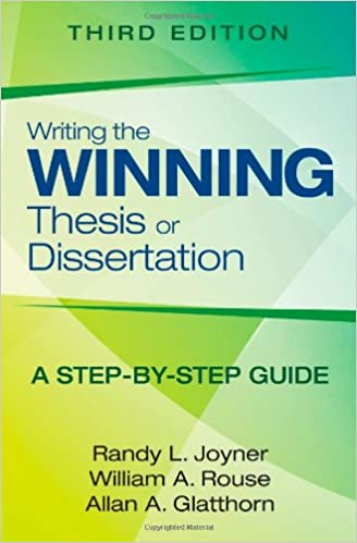 What are the best books on how to write a dissertation