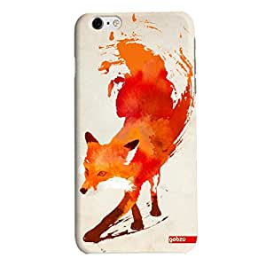 Gobzu Printed Back Covers for iPhone 6 Plus / iPhone 6S Plus - Firefox