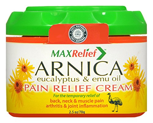 Why Choose Australia's #1 Pain Relief Cream Now Available in the USA - Arnica, Eucalyptus & Emu ...