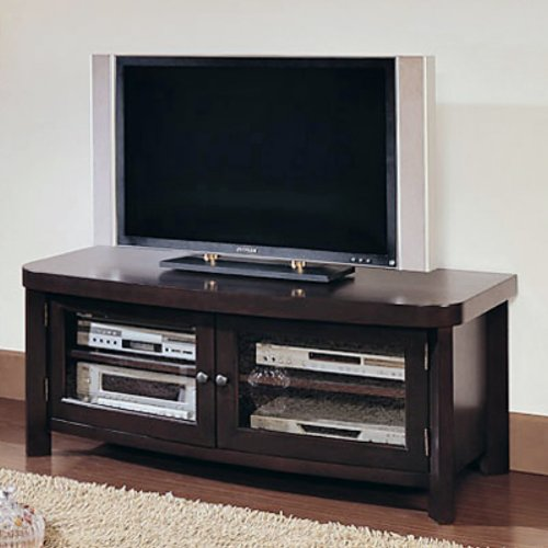 Cheap Homelegance Brussel 50 Inch TV Stand in Espresso (32190-T)