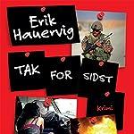 Tak for sidst (Bjørn Agger-serien 3) | Erik Hauervig
