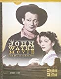 img - for John Wayne Movie Bible Study (Study Guide) (Cradle to Cross Trilogy) book / textbook / text book
