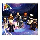 Character Building Doctor Who Figures Series 2 - 8 Figure Set