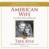 American Wife: A Memoir of Love, Service, Faith, and Renewal