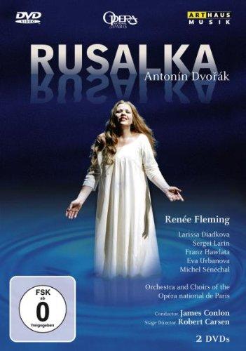 Rusalka (Fleming-Diadkova-J.Conlon) - Antonín Dvořák  -  2 DVD