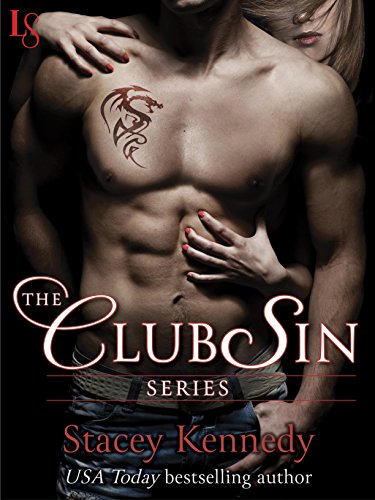 The Club Sin Series 6-Book Bundle: Claimed, Bared, Desired, Freed, Tamed, Commanded PDF