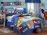 Olive Kids Game On Toddler Comforter Bed Set