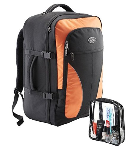 Cabin Max Palermo Carry On Luggage Cabin Bag Detachable
