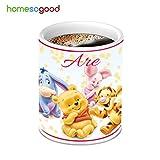 HomeSoGood Awesome For Stay Happy Quote Coffee Mug