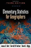 img - for Elementary Statistics for Geographers, Third Edition book / textbook / text book