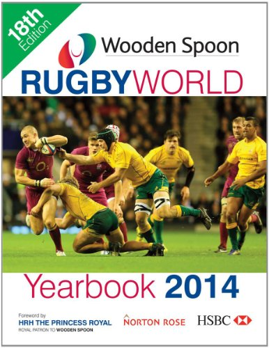Wooden Spoon Rugby World Yearbook 2014
