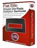 Fiat Stilo stereo radio Facia Fascia adapter panel plate trim CD surround