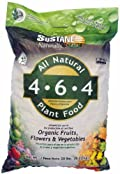 4-6-4 All Natural Flower & Vegetable Plant Food (20-lb)