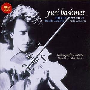 Walton: Viola Concerto / Bruch: Violin & Viola Concerto