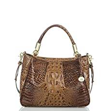 Ruby Satchel<br>Toasted Almond Melbourne