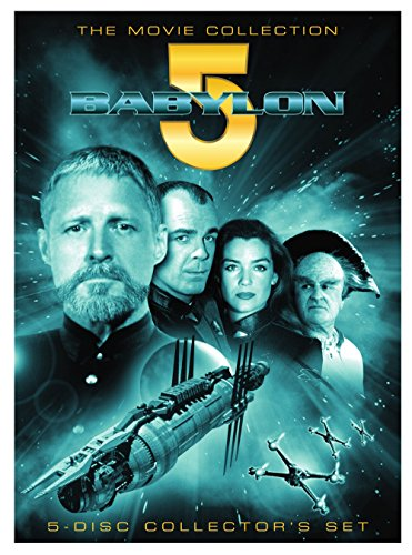 51y9ChEDPEL Babylon 5: The Movie Collection