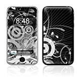 iPhone 3 / 3gs skin kit - Radiosity - High quality precision engineered removable adhesive vinyl skinby DecalGirl