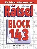 Rätselblock 143