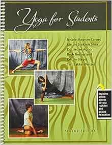 Yoga For Students Caruso Nicole Magnan Agnor Dottiedee